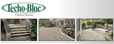 Techo-Bloc Product Collections