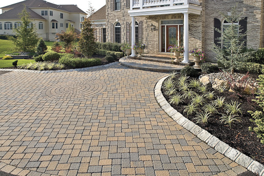 Techo bloc pavers hera at lincoln way landscape supply for Techo bloc