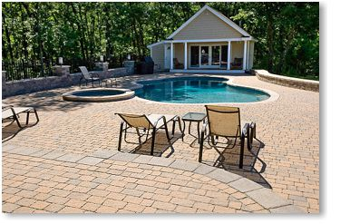 Techo-Bloc Allegro Paving Stone Example Project Application