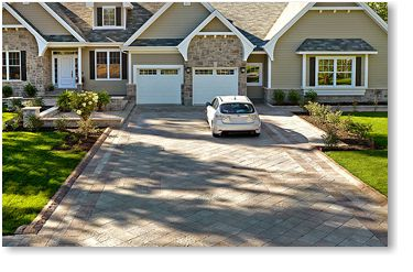 Techo-Bloc Mista Paving Stone Example Project Application