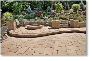 Techo-Bloc Slabs Example Project Application
