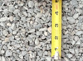 Mulch Yard Goods Stone Sand Compost Topsoil Gravel